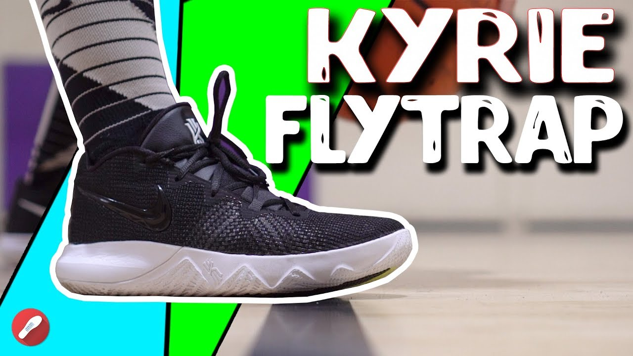 Nike Kyrie Flytrap Performance Review Is the 80 Budget Model Good - Nike Kyrie Flytrap Performance Review! Is the $80 Budget Model Good??