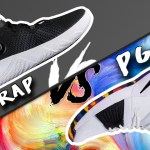 Nike Kyrie Flytrap vs PG 2!