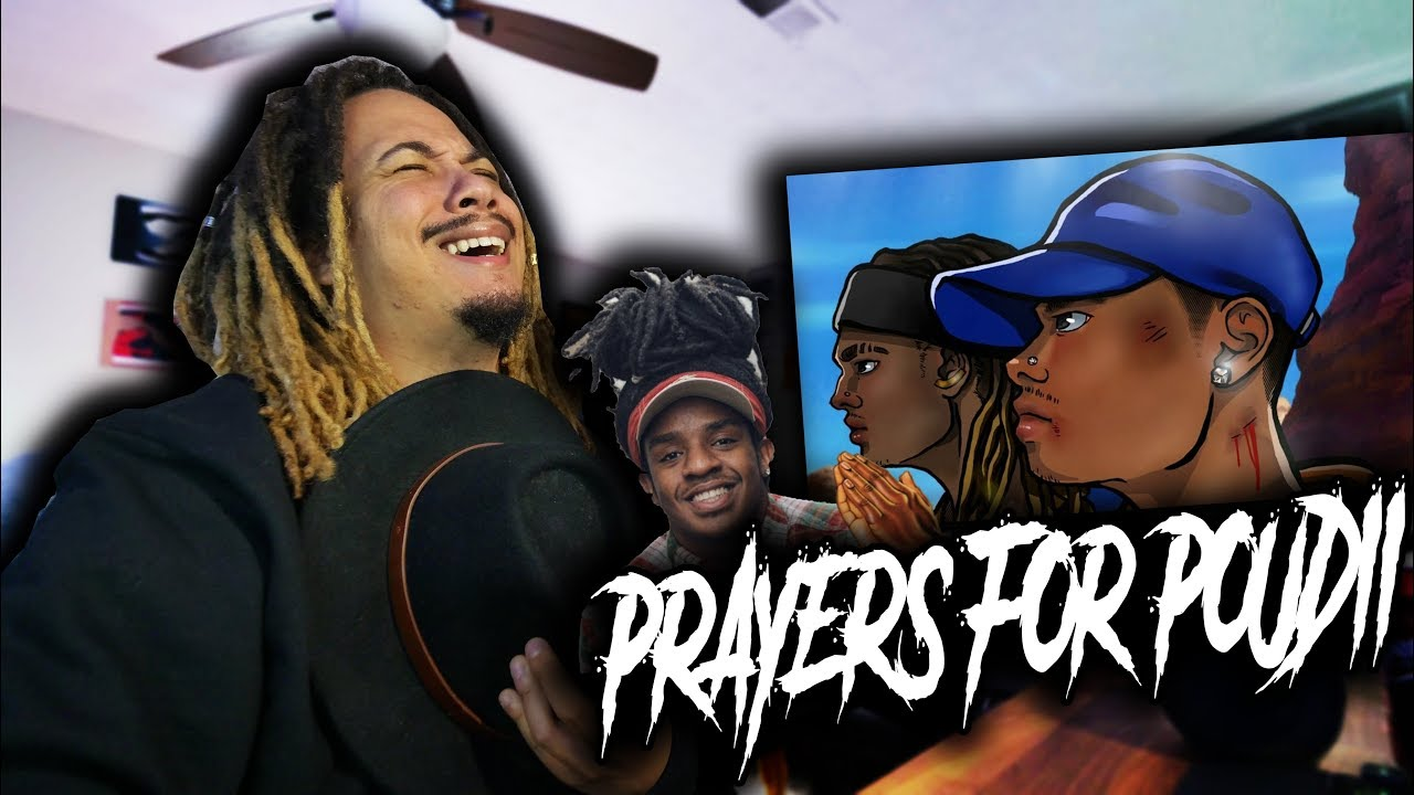 PLEASE SEND PRAYERS TO POUDII ImDontai X VI Seconds Poudiis Last Friday FINAL DISS REACTION - PLEASE SEND PRAYERS TO POUDII !!! ImDontai X VI Seconds - Poudii's Last Friday (FINAL DISS) REACTION