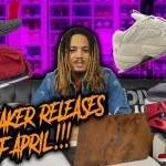 TOP SNEAKER RELEASES FOR APRIL 2018 !!!