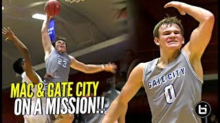 They Dbl Triple Teamed Mac McClung ALL Game.. It Didnt Matter To Mac  - They Dbl & Triple Teamed Mac McClung ALL Game.. It Didn't Matter To Mac ??