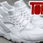 Top 10 Best Selling Shoes Of 2018