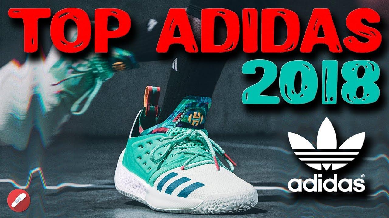 Top 5 Adidas Basketball Shoes 2018 - Top 5 Adidas Basketball Shoes 2018!