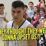 Tyler Herro 45 Point Triple Double! Trash Talkers Can't Stop Kentucky Commit!