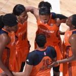 WNBA Celebrates International Women's Day!
