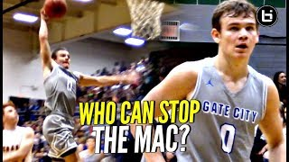 You Are Watching HISTORY Mac McClung PUTS TEAM ON HIS BACK w 42 Points In Semis - You Are Watching HISTORY! Mac McClung PUTS TEAM ON HIS BACK  w/ 42 Points In Semis!
