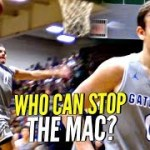 You Are Watching HISTORY! Mac McClung PUTS TEAM ON HIS BACK  w/ 42 Points In Semis!