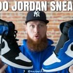 $160 Jordan Sneakers Vs. $2000 Jordan Sneakers