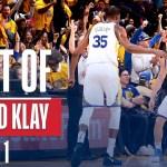Best Of KD & Klay In Round 1!