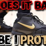 "Does It Basketball? Nike Zoom Kobe 1 Protro ""Mamba Day"" Performance Review!"