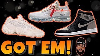 GOT EM ALL NIKE LOVES ME..WHAT DID YOU COP TODAY - GOT EM ALL!!! NIKE LOVES ME..WHAT DID YOU COP TODAY?