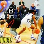 Jalen Lecque NEW TEAM SAME BOUNCE; Makes Debut w/ RENS at NIKE EYBL!
