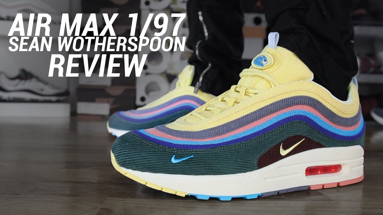nike air max 1 / 97 sw sean wotherspoon revisione