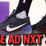 Nike Kobe AD NXT 360 Flyknit First Impressions!