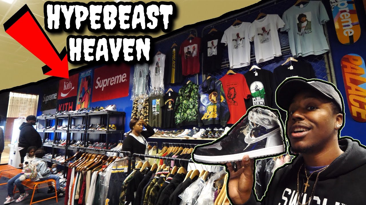 SHOPPING FOR HEAT IN ATLANTAS HYPEBEAST HEAVEN 3 FIRE PICKUPS WHERE TO SHOP IN ATL - SHOPPING FOR HEAT IN ATLANTA'S HYPEBEAST HEAVEN! 3 FIRE PICKUPS! WHERE TO SHOP IN ATL!
