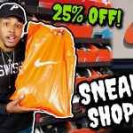 SNEAKER SHOPPING AT THE OUTLETS! JORDANS & A LITTLE HEAT FOUND! 3 QUICK PICKUPS!!
