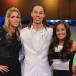 WNBA Stars Reflect on Memories From Draft Night