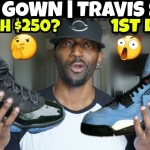 1ST LOOK RANT!! Jordan 4 Cactus Jack & Is Jordan 11 Cap & Gown Worth $250?