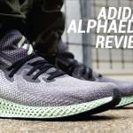 ADIDAS ALPHAEDGE 4D REVIEW
