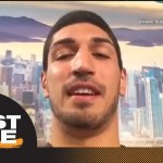 First Take reacts to Enes Kanter recruiting LeBron James to Knicks   First Take   ESPN