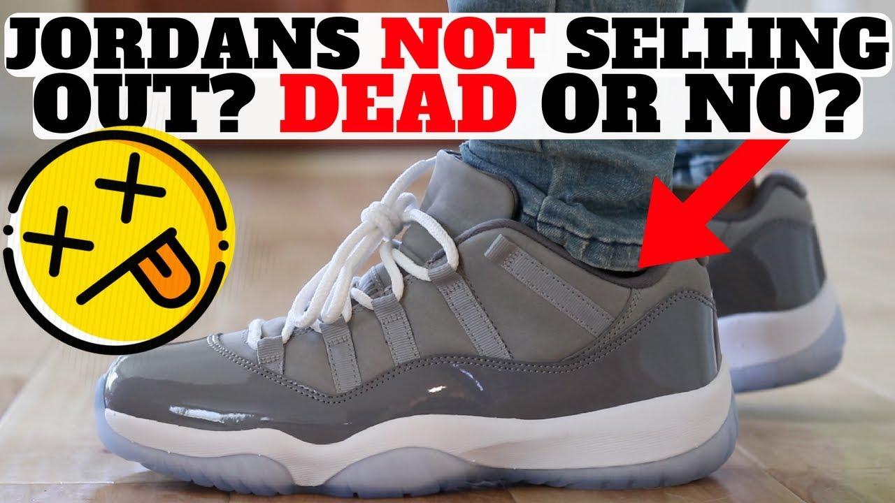 Jordans NOT Selling Out Again Air Jordan 11 Low Dead - Jordans NOT Selling Out Again? Air Jordan 11 Low Dead?