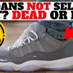 Jordans NOT Selling Out Again? Air Jordan 11 Low Dead?