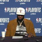 LeBron James Postgame Interview | Cavaliers vs Raptors Game 3