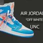 OFF WHITE X AIR JORDAN 1 UNC | A NON HYPEBEAST UNBOXING