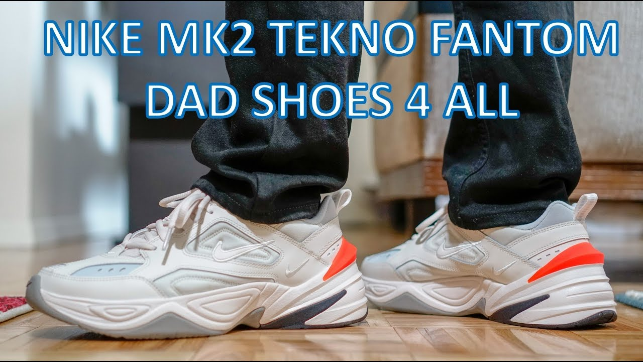 REVIEW A dad shoe for the masses Nike MK2 Tekno - REVIEW - A dad shoe for the masses? Nike MK2 Tekno
