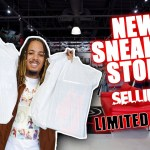 SOLD OUT SNEAKER PICKUP AT A NEW SECRET STORE !!!