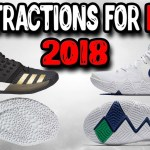 Top 10 Tractions for Basketball Shoes on Dusty Courts 2018!