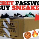 UNBOXING Sneakers You Needed A SECRET PASSWORD To Buy!