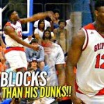"""GIMME THAT S***!"" 2.0! Zion Williamson's CRAZIEST BLOCKS of Senior Year! BLOCK PARTY!"