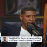 Jalen Rose says he would be 'shocked' if Kawhi Leonard hasn't spoken to Pop | Jalen & Jacoby | ESPN