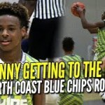 LeBron James Jr's North Coast Blue Chips 2023 on a Roll! Full Highlights! Midwest Mania!