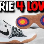 Nike Kyrie 4 Low LEAK!!! Initial Thoughts!