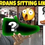 OG Jordans Sitting like DUCKS!! Off-White Double Up Shawty!!??
