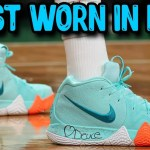 Top 5 Most Worn Signature Shoes by NBA Players 2018!