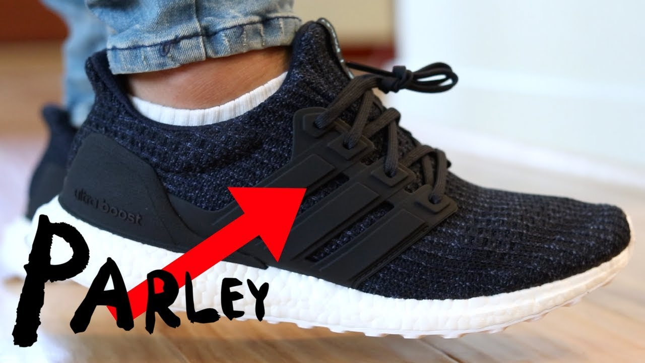 WHY YOU SHOULD BUY The PARLEY adidas ULTRA BOOST - WHY YOU SHOULD BUY The PARLEY adidas ULTRA BOOST!