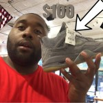 SNEAKER/THIRFT SHOPPING IN ATL! FOUND JORDAN 4 KAWS FOR $100!! THEY WERE REAL TOO!!!