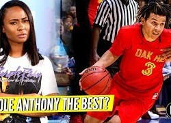 Can Anyone Beat Cole Anthony Whos The Best Shooter In The ONeal Family - Can Anyone Beat Cole Anthony!? Who's The Best Shooter In The O'Neal Family!?
