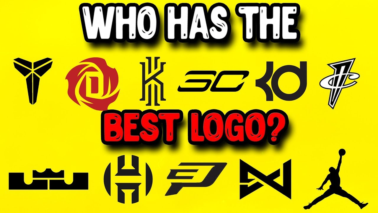 Which Signature Athlete Has the Best Logo - Which Signature Athlete Has the Best Logo?!