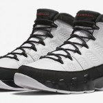 "『直リンク』12月3日発売 NIKE AIR JORDAN 9 RETRO ""WHITE/TRUE RED-BLACK"""