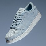 "【6月7日発売】Air Jordan 1 Low Swooshless ""Ice Blue""【エアジョーダン1】"