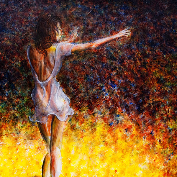 dancer ballet painting