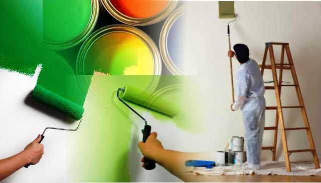 Tips mengecat dinding baru