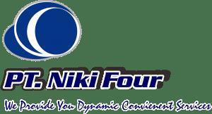 Logo PT Niki Four