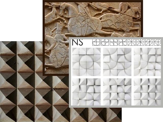 Pilihan Motif Keramik Untuk Gambar 3D