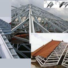 Rangka Plafon Baja Ringan Minimalis Atap Dan Modern Gypsum Pvc Lebih Praktis