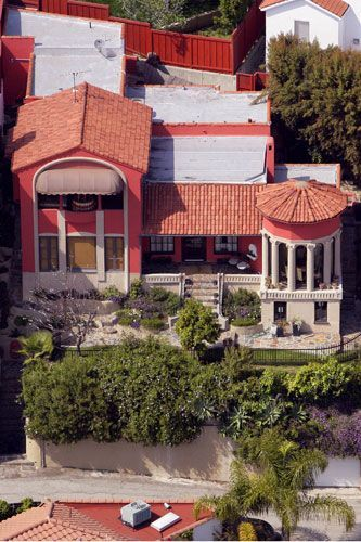 Eva Longoria's home 2006